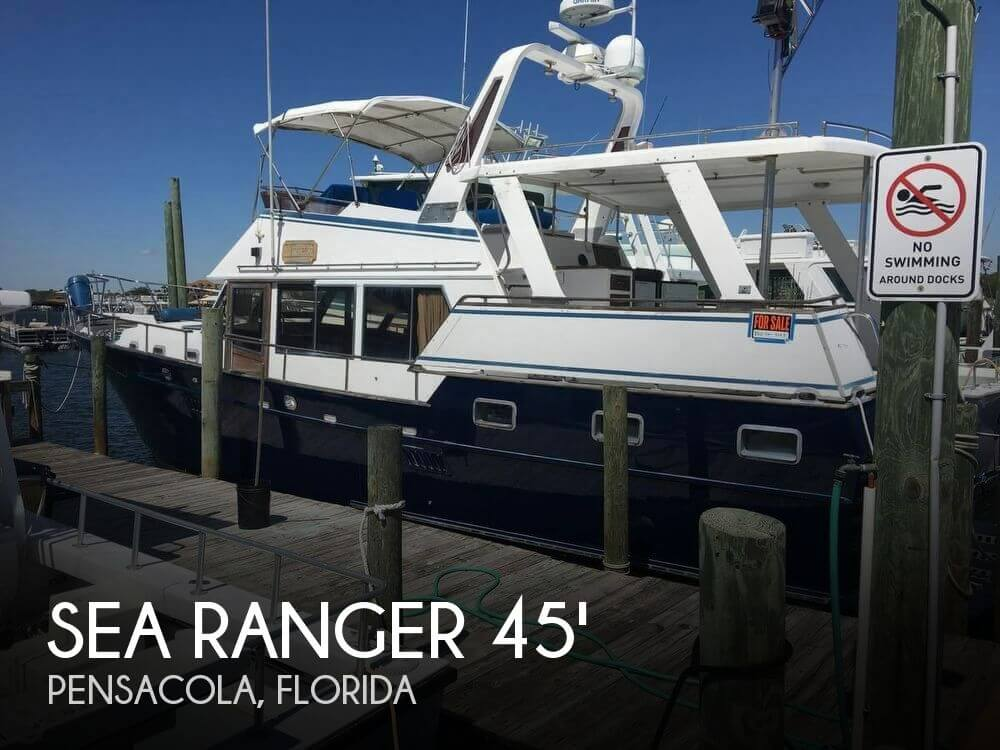 Used Boats For Sale in Pensacola, Florida by owner | 1986 King Yachts 48
