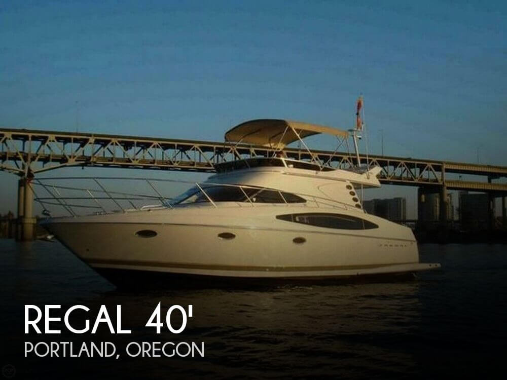 Used Regal Boats For Sale by owner | 2002 Regal 40