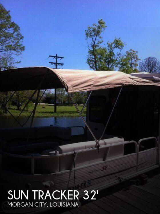 Used Sun Tracker Pontoon Boats For Sale by owner | 2005 Sun Tracker 32