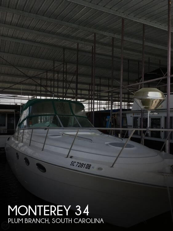 Used Boats For Sale in Augusta, Georgia by owner | 1999 Monterey 34
