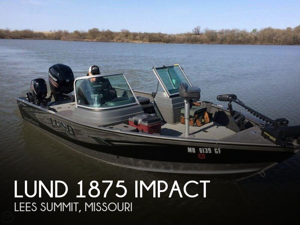 Used Boats For Sale in Kansas City, Missouri by owner | 2016 Lund 18