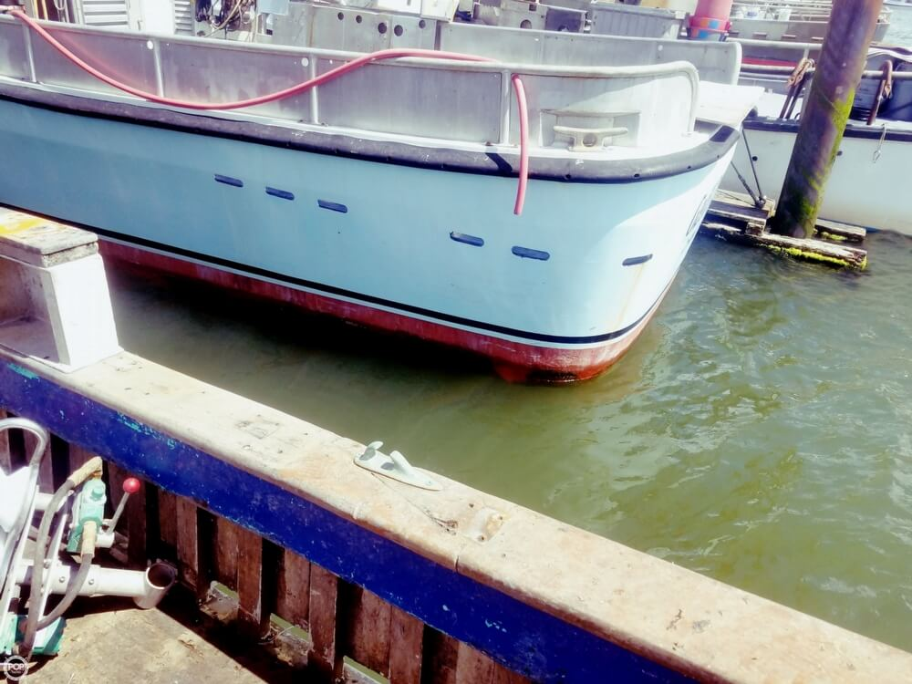 1972 Wahl Brothers boat for sale, model of the boat is 41 & Image # 12 of 40