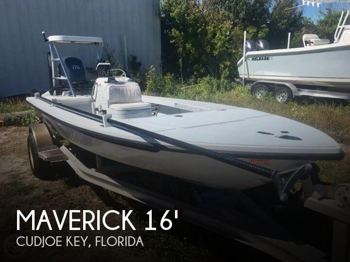 Used Maverick Boats For Sale by owner | 2004 Maverick 16