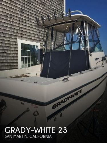 Used Boats For Sale in Santa Cruz, California by owner | 1999 Grady-White 23