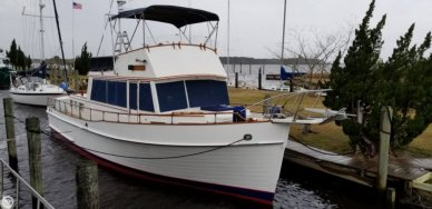 Grand Banks 42, 41', for sale