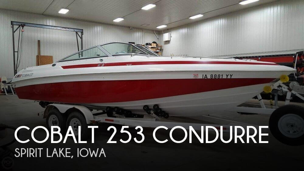Used Power boats For Sale in Iowa by owner | 1990 Cobalt 25