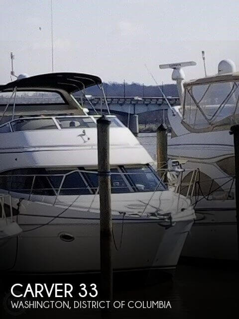 Used Carver Motoryachts For Sale by owner | 2001 Carver 33