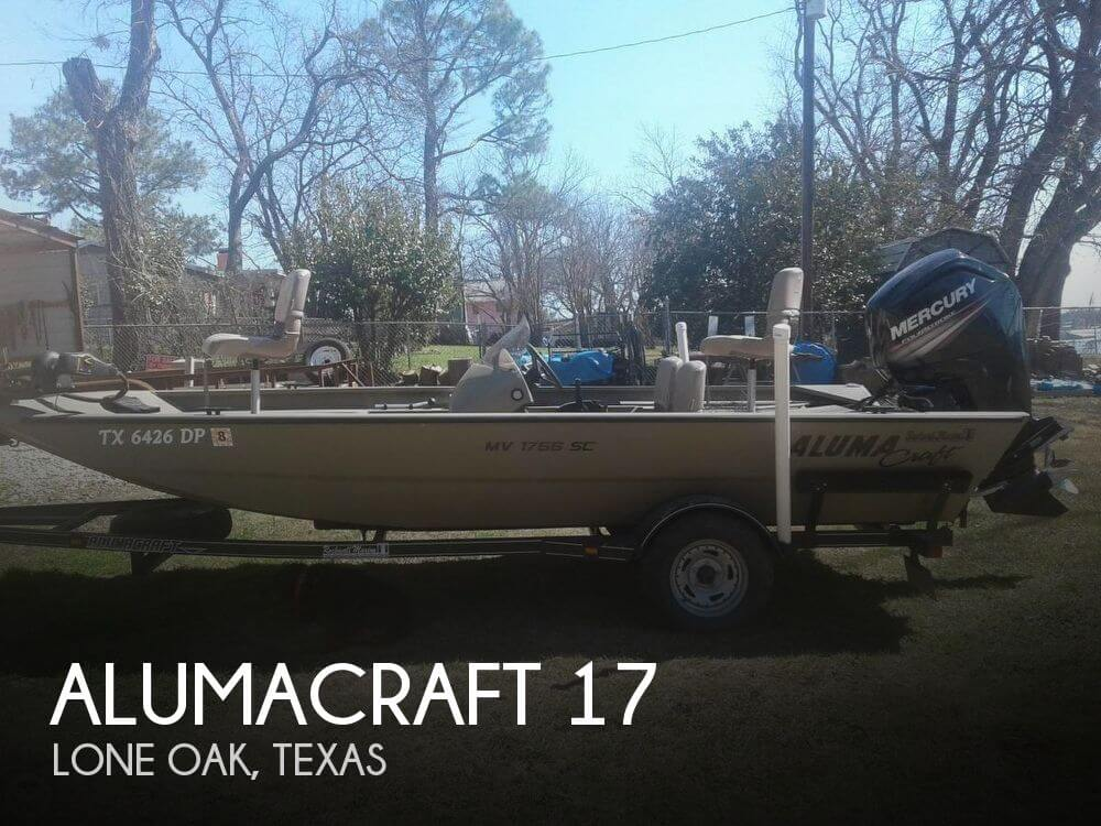 Used Alumacraft Boats For Sale by owner | 2015 Alumacraft 17