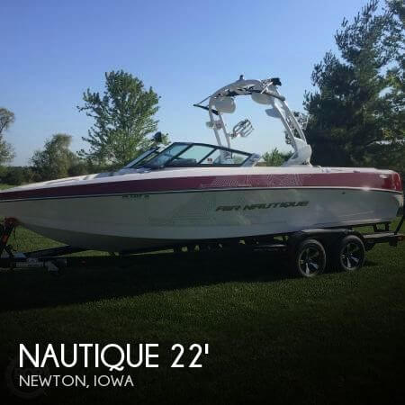 Used Nautique Boats For Sale by owner | 2012 Nautique 22