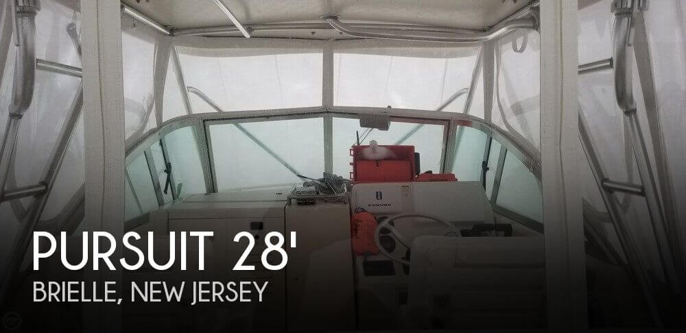 Used Pursuit Boats For Sale by owner | 2001 Pursuit 29