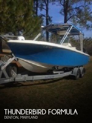 Used THUNDERBIRD  Boats For Sale by owner | 1976 Thunderbird 23