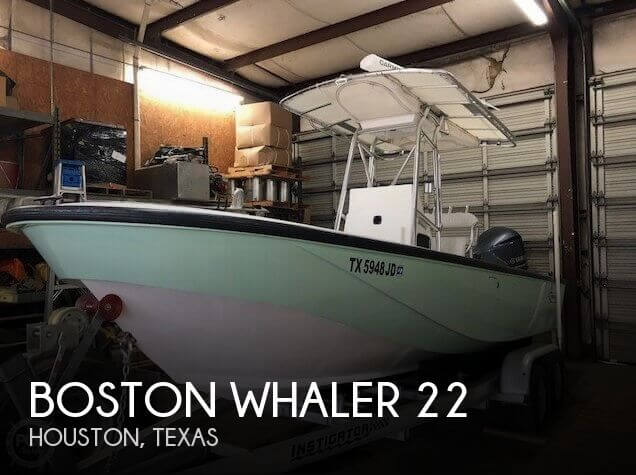 Used Boston Whaler Boats For Sale in Texas by owner   1994 Boston Whaler 22