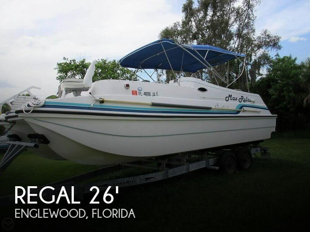 Used Regal Boats For Sale in Florida by owner | 1994 Regal 26