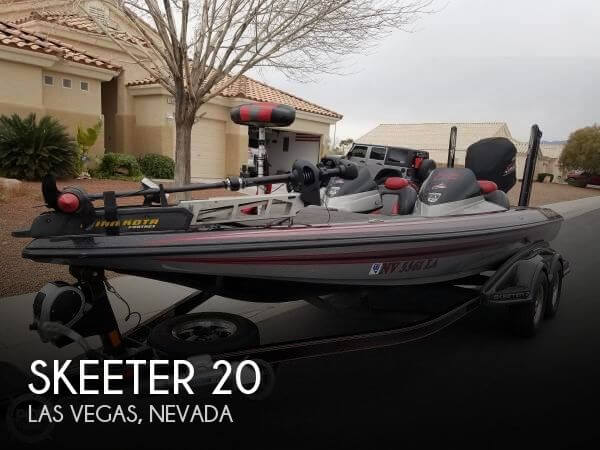 Used Boats For Sale in Nevada by owner | 2010 Skeeter 20