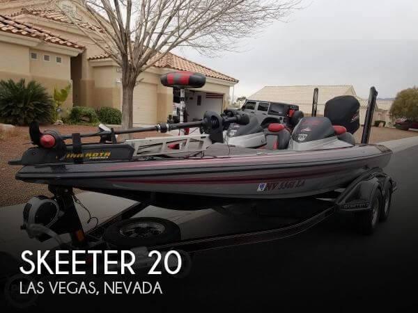 Used Boats For Sale in Las Vegas, Nevada by owner   2010 Skeeter 20