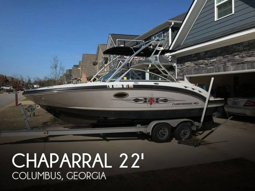 Used Chaparral Boats For Sale in Georgia by owner | 2008 Chaparral 22