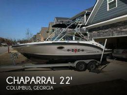 2008 Chaparral 224 Extreme