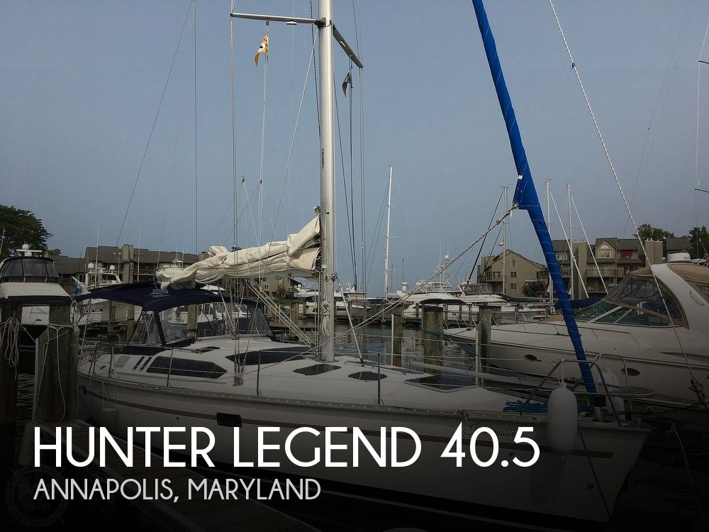 Used Hunter Sailboats For Sale by owner | 1994 Hunter Legend 40.5