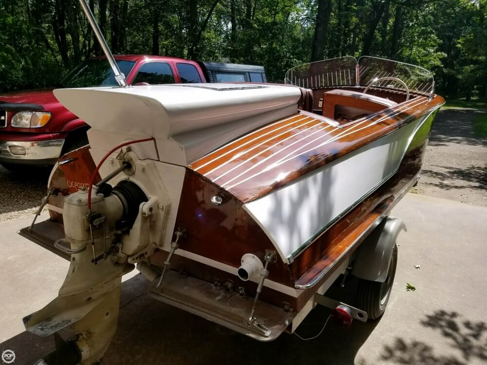 1958 Custom boat for sale, model of the boat is 15 & Image # 2 of 3