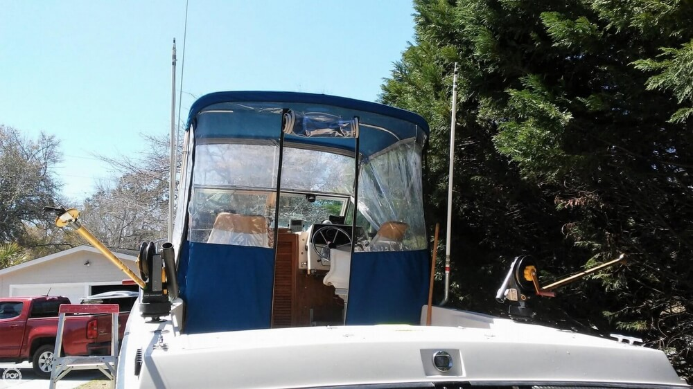 1983 Wellcraft boat for sale, model of the boat is 248 Sportsman & Image # 23 of 40