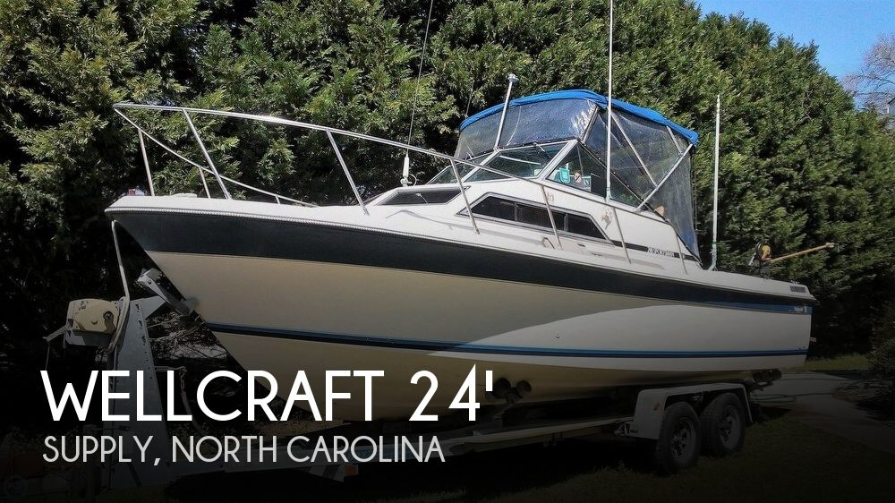 Used Wellcraft 24 Boats For Sale by owner | 1983 Wellcraft 248 Sportsman