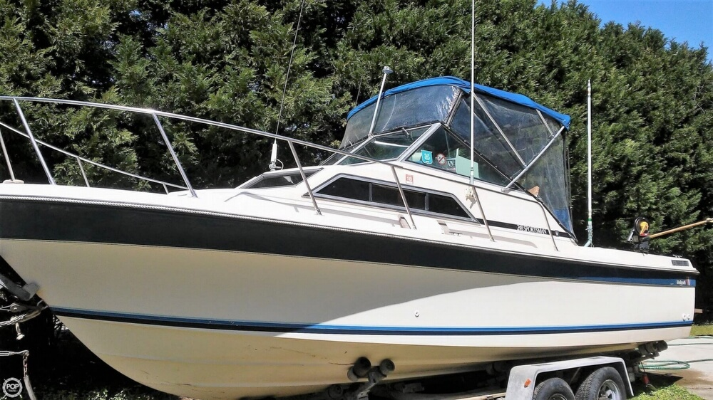 1983 Wellcraft boat for sale, model of the boat is 248 Sportsman & Image # 2 of 40