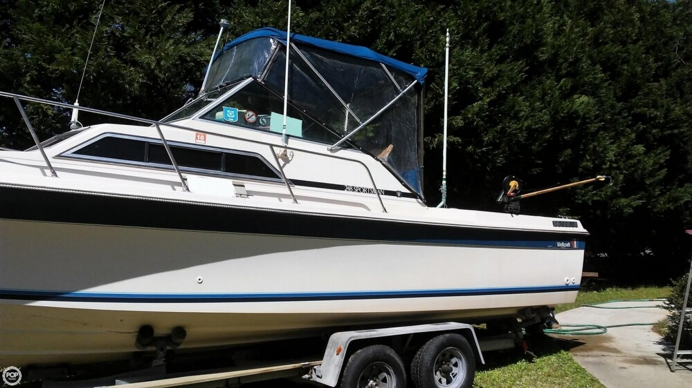 1983 Wellcraft boat for sale, model of the boat is 248 Sportsman & Image # 20 of 40
