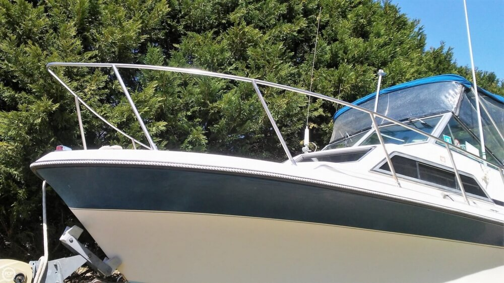 1983 Wellcraft boat for sale, model of the boat is 248 Sportsman & Image # 3 of 40