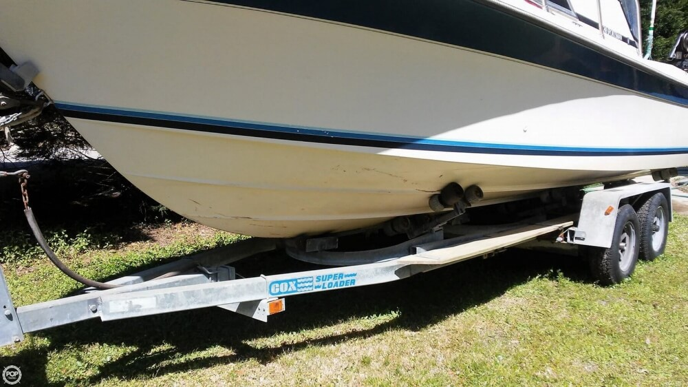 1983 Wellcraft boat for sale, model of the boat is 248 Sportsman & Image # 4 of 40