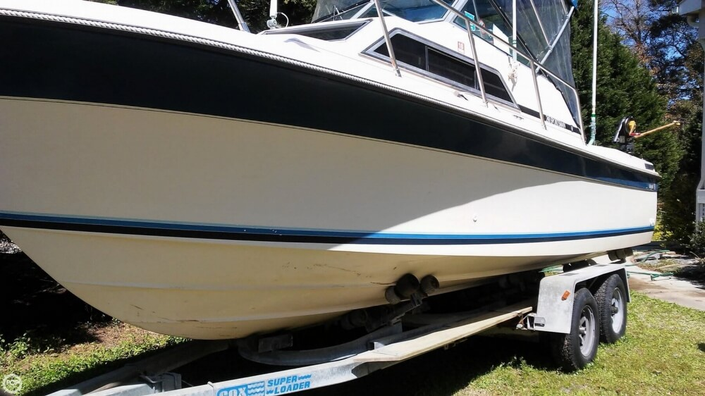 1983 Wellcraft boat for sale, model of the boat is 248 Sportsman & Image # 5 of 40
