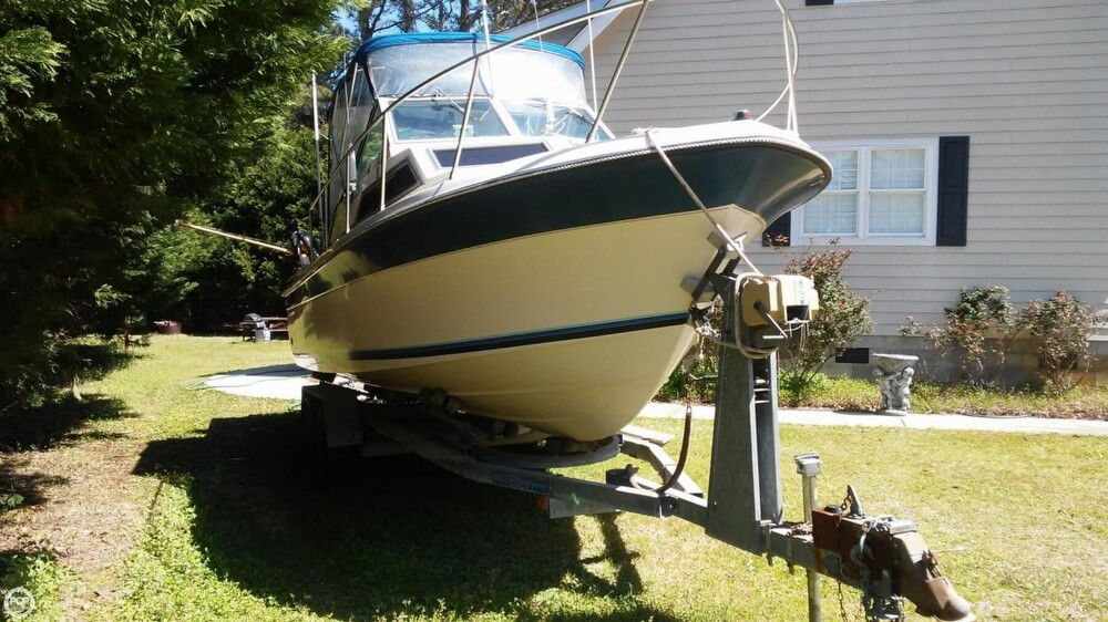 1983 Wellcraft boat for sale, model of the boat is 248 Sportsman & Image # 9 of 40