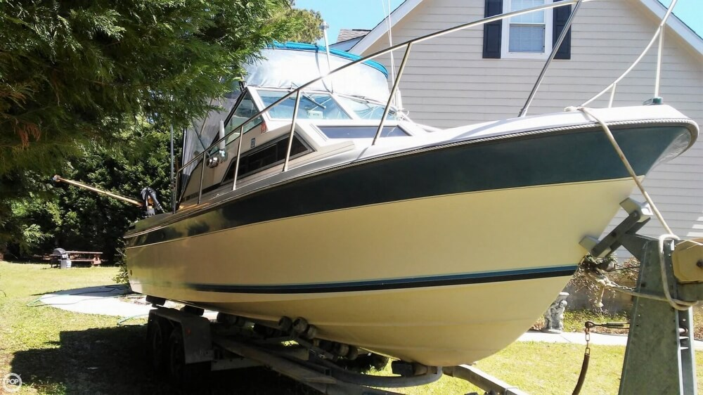 1983 Wellcraft boat for sale, model of the boat is 248 Sportsman & Image # 10 of 40