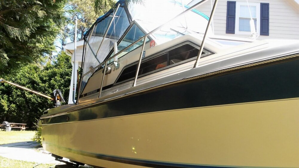1983 Wellcraft boat for sale, model of the boat is 248 Sportsman & Image # 12 of 40
