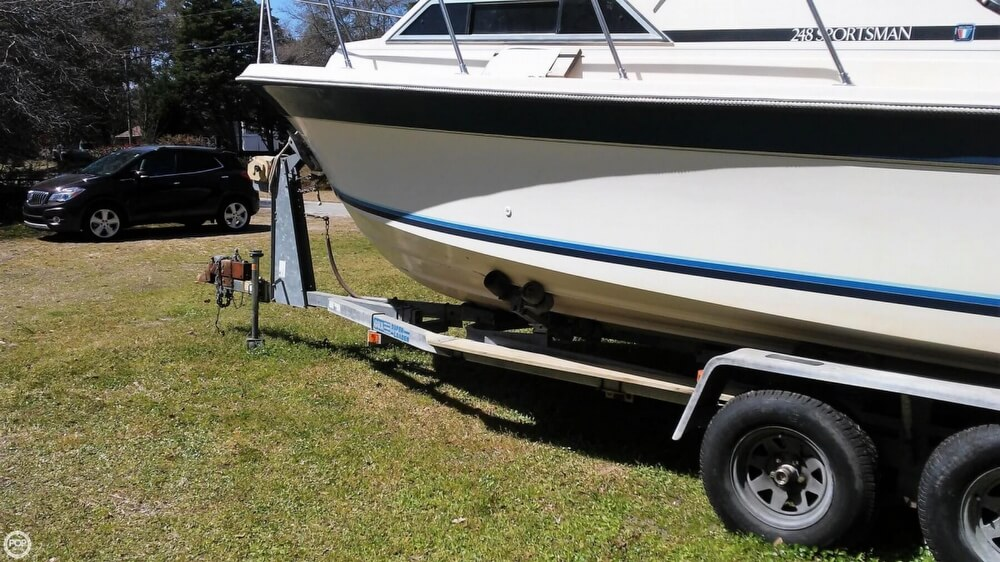 1983 Wellcraft boat for sale, model of the boat is 248 Sportsman & Image # 17 of 40