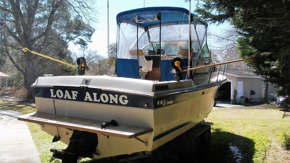 1983 Wellcraft boat for sale, model of the boat is 248 Sportsman & Image # 15 of 40