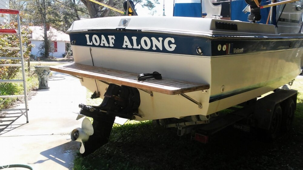 1983 Wellcraft boat for sale, model of the boat is 248 Sportsman & Image # 13 of 40