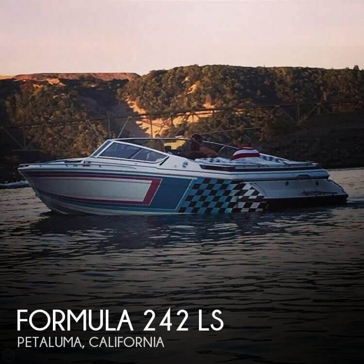 Used Formula Boats For Sale in Santa Rosa, California by owner | 1988 Formula 26