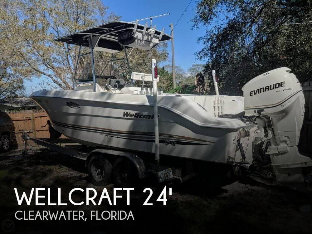 Used Wellcraft 24 Boats For Sale by owner | 2000 Wellcraft 24