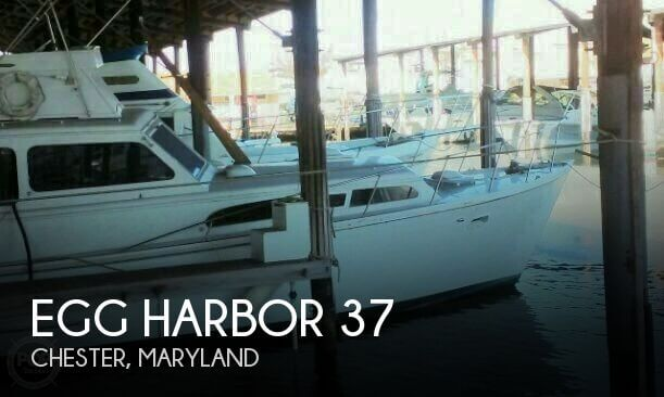 Used Egg Harbor Boats For Sale by owner | 1966 Egg Harbor 37