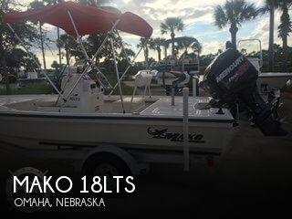 Used Boats For Sale in Omaha, Nebraska by owner   2012 Mako 18
