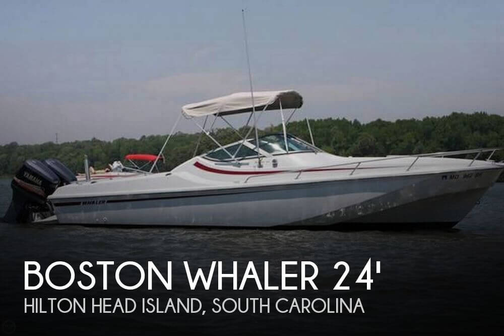 Used Boston Whaler Boats For Sale in South Carolina by owner | 1989 Boston Whaler 24
