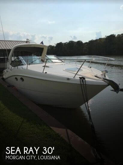 Used Sea Ray 29 Boats For Sale by owner | 2007 Sea Ray 29