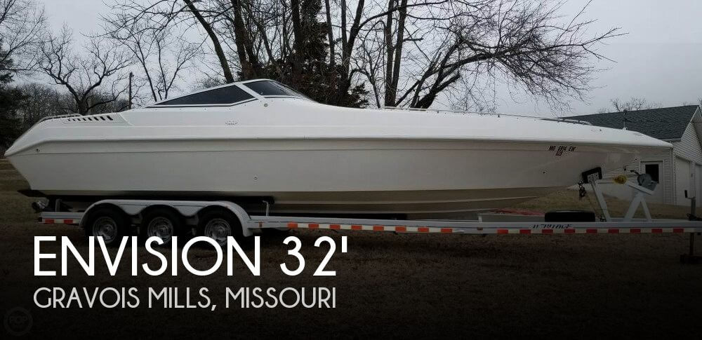 Used Envision Boats For Sale by owner | 1995 Envision 32