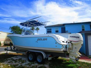Polar 2700 Center Console, 27', for sale - $27,500