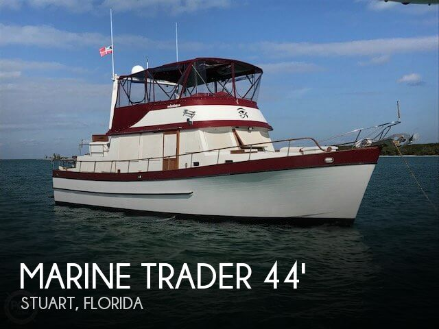 Used Marine Trader Boats For Sale by owner | 1979 Marine Trader 43