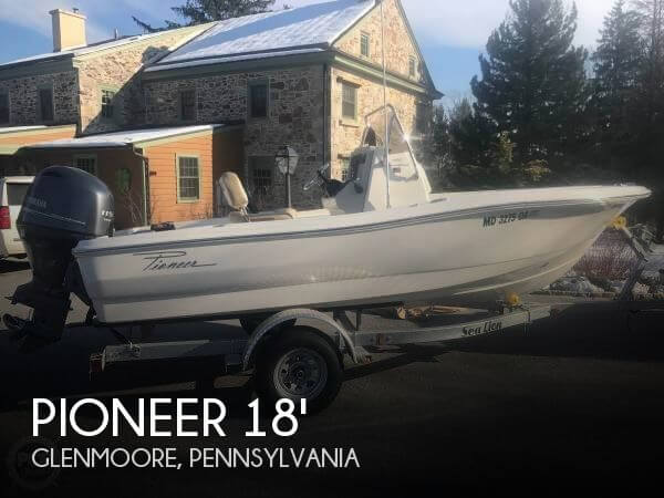 Used Pioneer Boats For Sale by owner | 2016 Pioneer 17