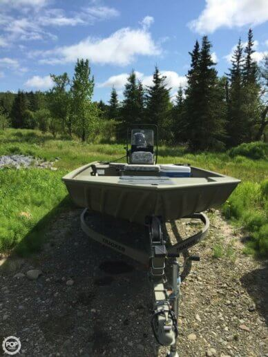 Tracker Grizzly 22, 22', for sale - $24,500
