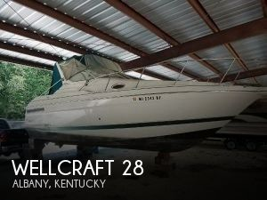 Used Wellcraft 28 Boats For Sale by owner | 2001 Wellcraft 28