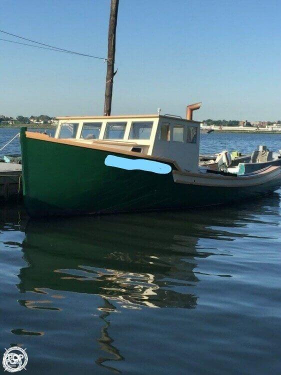 SOLD: Novi 35 boat in whitestone, NY   148409