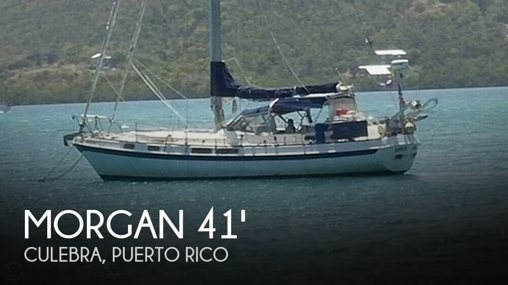 Used Morgan Sailboats For Sale by owner | 1975 Morgan 41